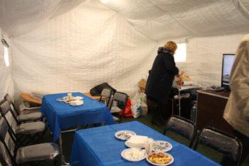 пневмокаркасная палатка 10